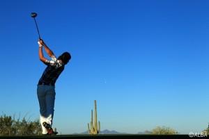 ゴルフグリップ 左手 右手 親指 握り方