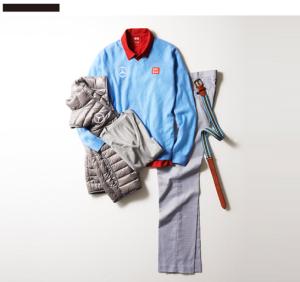 ゴルフ 服装 マナー 冬