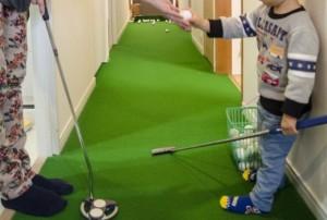 ゴルフ練習 週何回