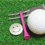 ゴルフ初心者さんの、コースでの持ち物とか、必要な物など・・。