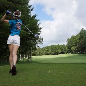ゴルフ 打ちっぱなし アイアン