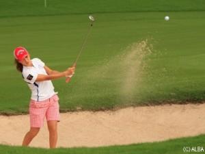 ゴルフ 初心者 女性 スコア