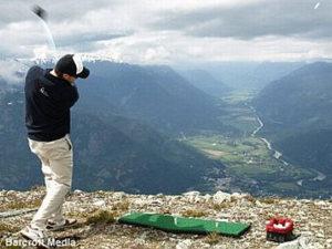 ゴルフ グリップ 右手 親指 離す