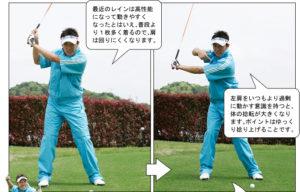 ゴルフ 雨 対策