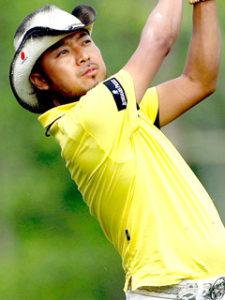 ゴルフ オリンピック 日本代表 男子