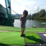 ゴルフ初心者さんのルーティーン、その効果とやり方とは?