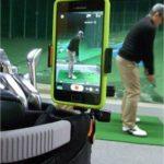 ゴルフ練習で使える、使いやすいスイングアプリ!!(iphone編)