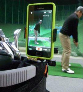 ゴルフ練習 カメラ