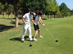 ゴルフスクール 上手くなる 上達しない