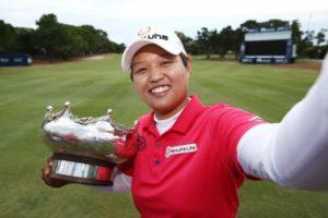 ゴルフ 女子 世界ランキング