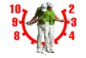 短いクラブ ゴルフ練習
