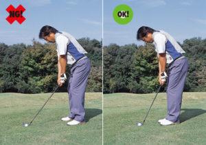 ゴルフ アプローチ トップ 原因