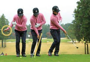 ゴルフ アプローチ 距離感 練習