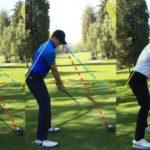 ゴルフレッスン!アナタの目線はボール?みんなが知りたい、ゴルフ目線の話。