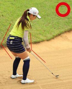 ゴルフ バンカーショット コツ 打ち方