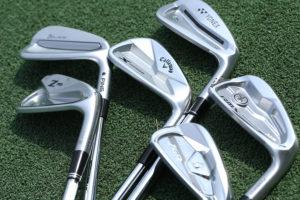 ゴルフ アイアン ヘッド 種類