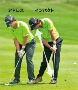 ゴルフ ボール 上がらない アイアン