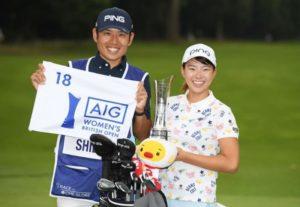 ゴルフ 日本 女子 ランキング 2019
