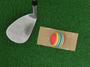 ゴルフ練習 スポンジボール
