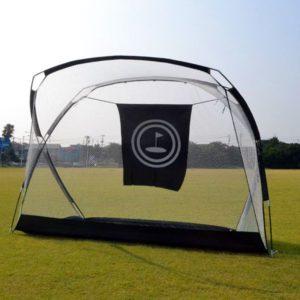 ゴルフ練習 テント