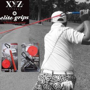 ゴルフ練習 チューブ