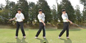ゴルフ練習 片手打ち 初心者