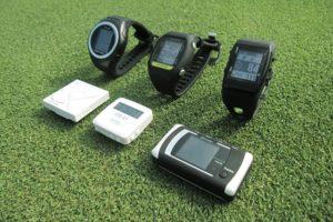 ゴルフ練習 飛距離計測