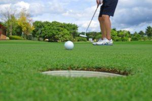 ゴルフ練習 目指せ70台