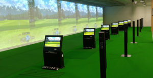 ゴルフ練習 シミュレーション